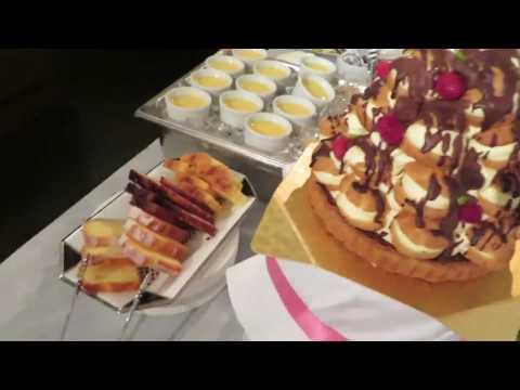 カフェ・シャトンルージュ 2周年イベントデザートビュッフェ 2016年9月