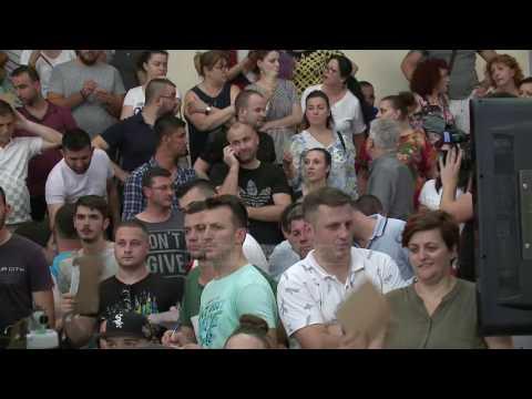 Kutia e fundit, numërimi në njësinë 5 në Tiranë - Top Channel Albania - News - Lajme
