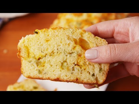 Dill Pickle Bread | Delish