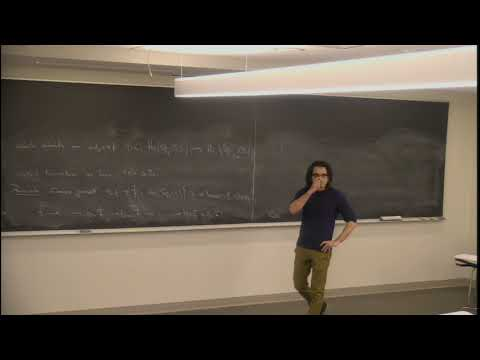 Lecture 2: Grothendieck topologies and homotopy descent