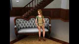 """The Sims 3 сериал """"Любовь в твоем сердце"""" 3 серия (с озвучкой)"""