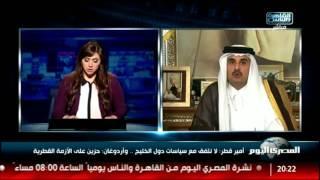 أمير قطر: لا نتفق مع سياسات دول الخليج.. وأردوغان: حزين على الأزمة القطرية