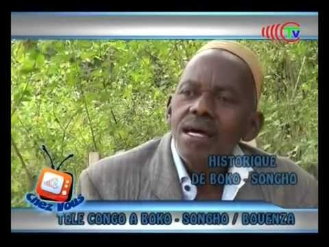 Télé Congo à BOKO SONGO District de la Bouenza