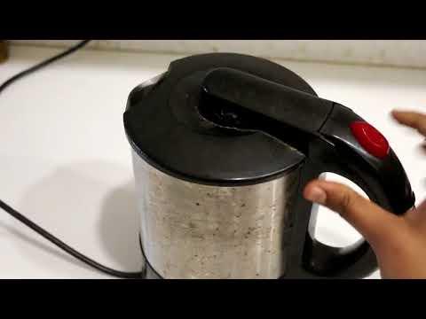 How To Clean A Kettle   How To Clean A Kettle Inside