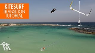 How to Kitesurf: Transİtions (turns) , Tutorial