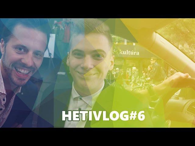HETI VLOG #6 - Születésnapomra Tőletek, VideósGála!