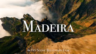 Magical Madeira - 4K Cinematic FPV Relaxation Film