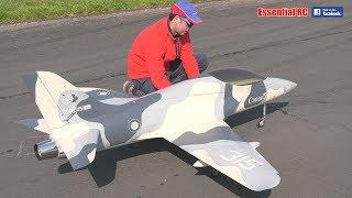ZN line WIZARD turbine PRECISION AEROBATIC Sport Jet
