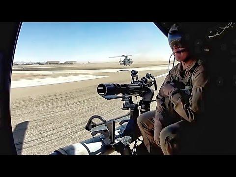 UH-1Y Venom Crew Chiefs In Action • Door Gunner & CAS OPS