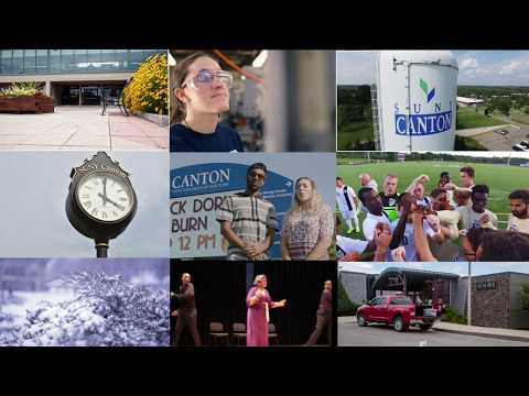 SUNY Canton Campus Tour