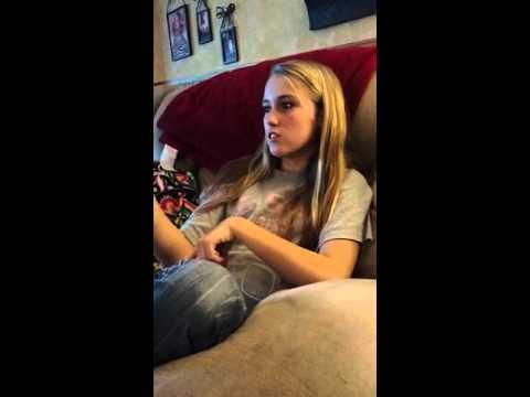 AMAZING 11 year old Sara singing Hello by Adele