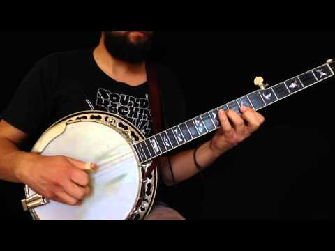 Melodic Banjo: The Wind That Shakes The Barley