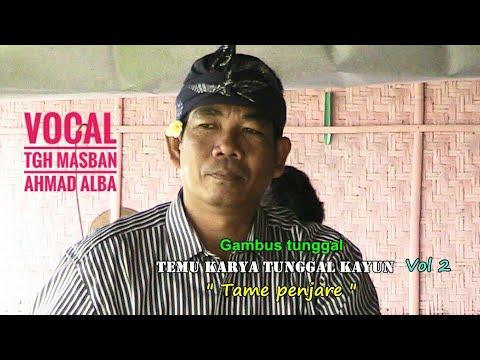 Gambus guru Bangke - Tame penjare Mp3