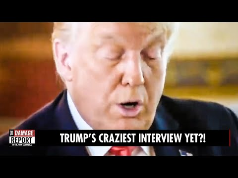 Trump ACTUALLY DID THIS In An Interview!