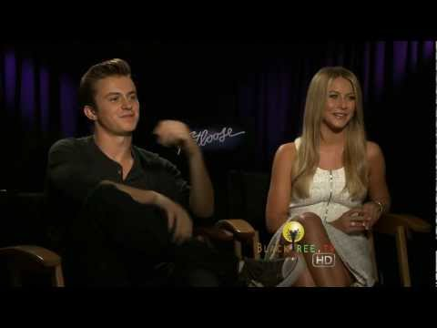 Footloose, Julianne Hough And Kenny Wormald Help Bring Story To New Generation....
