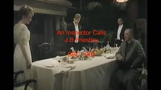 An Inspector Calls (Complete BBC Edition, Bernard Hepton, 1982) by JB Priestley