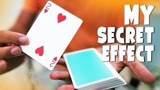 CARD TRICK IN THE SPECTATORS HANDS - Magic Tutorial