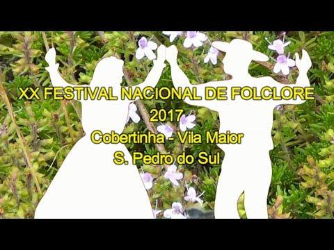 XX FESTIVAL DE FOLCLORE COBERTINHA - VILA MAIOR