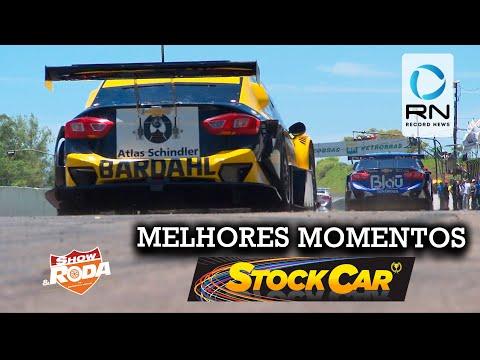 Stock Car 2018 Londrina - MELHORES MOMENTOS