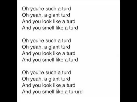 Big Time Rush - The Giant Turd Song (With Lyrics)
