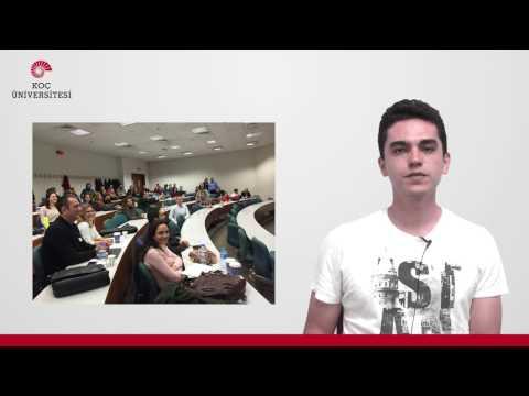 Koç University GSSSH - PhD Student Testimonial - Mehmet Emre Şamcı
