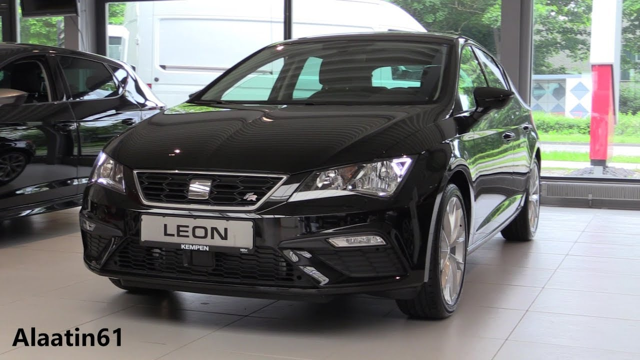 seat leon fr 2017 new facelift in depth review interior. Black Bedroom Furniture Sets. Home Design Ideas