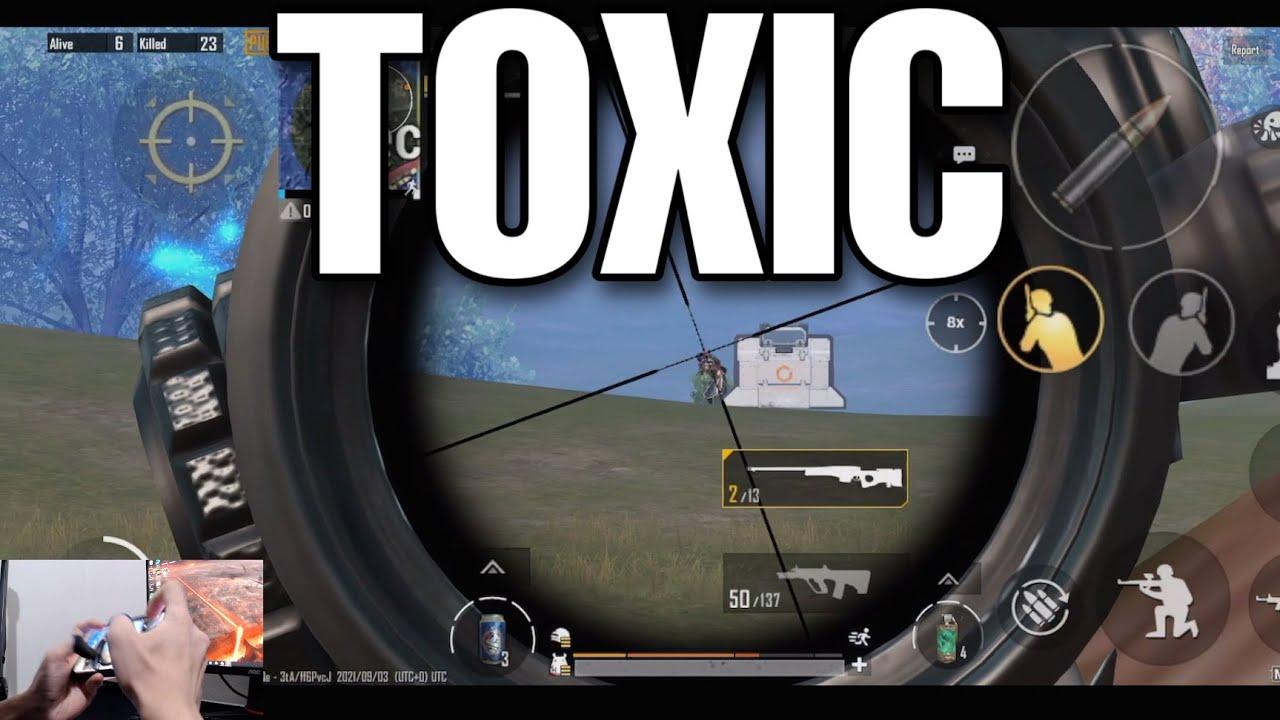 TOXIC TEAMS IN PUBG MOBILE
