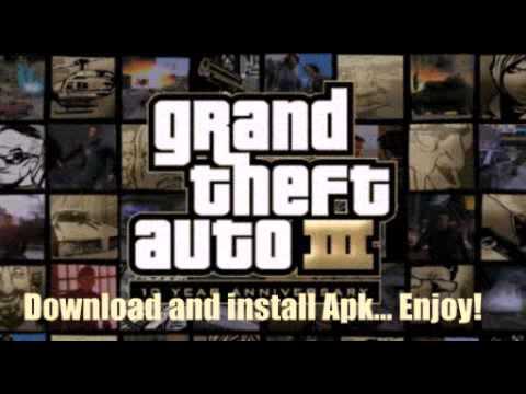 gta 3 free download apk pc