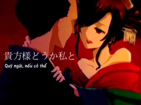 Japan Song   Yoshiwara Lament   Wotamin   Utaite vietsub