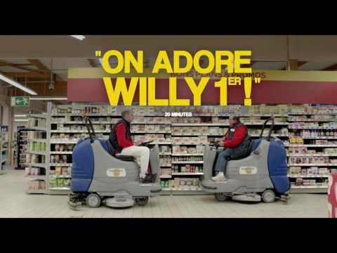 WILLY 1ER  - Bande annonce