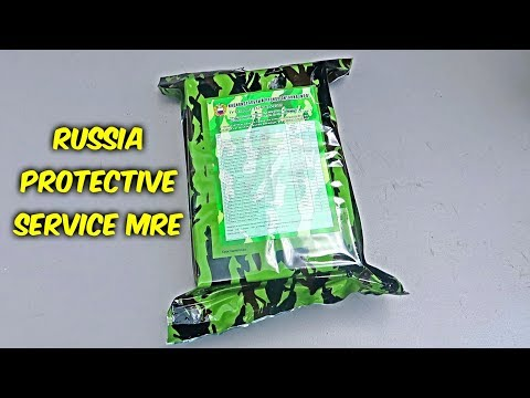 download Tasting Russia Federal Protective Service MRE (Meal Ready to Eat)