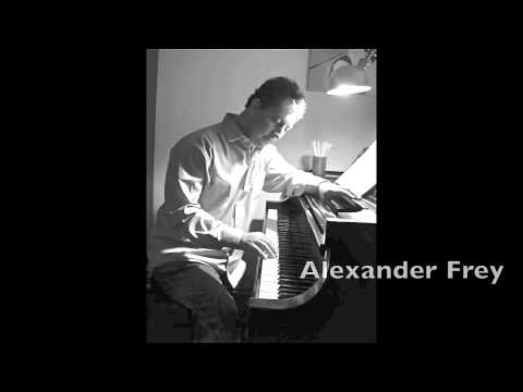 "Alexander Frey plays Korngold film music: ""Tomorrow"" tone poem from the film ""The Constant Nymph""."