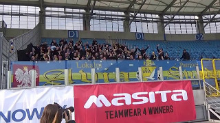 Doping, bluzgi i gole Motor Lublin - Avia Świdnik 2:0 7.05.2017