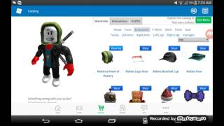 COME OTTENERE LA MEDIEVALE CAPPA IN ROBLOX! Video tutorial