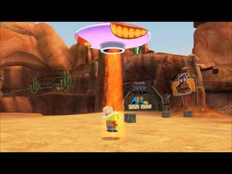 Игра История игрушек 3   Родео Вуди (часть 2)
