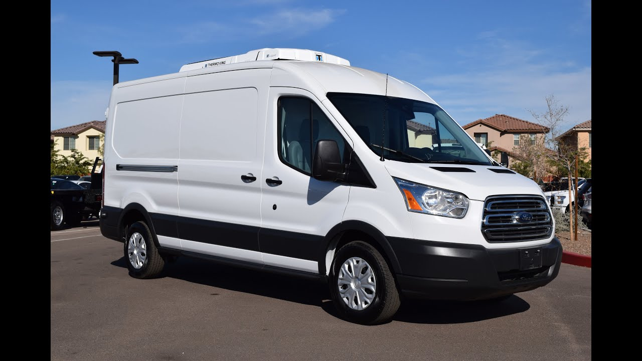 2015 Ford Transit T-250 Medium Roof Diesel ThermoKing ...