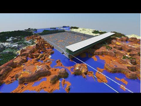 SciCraft Server Tour: Mesa Quarry