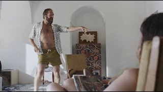 A Bigger Splash: Ralph Fiennes' Dance