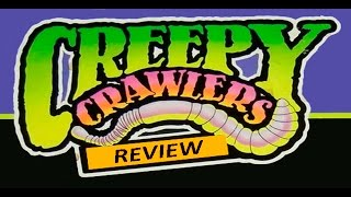 Creepy Crawlers Super Oven Review
