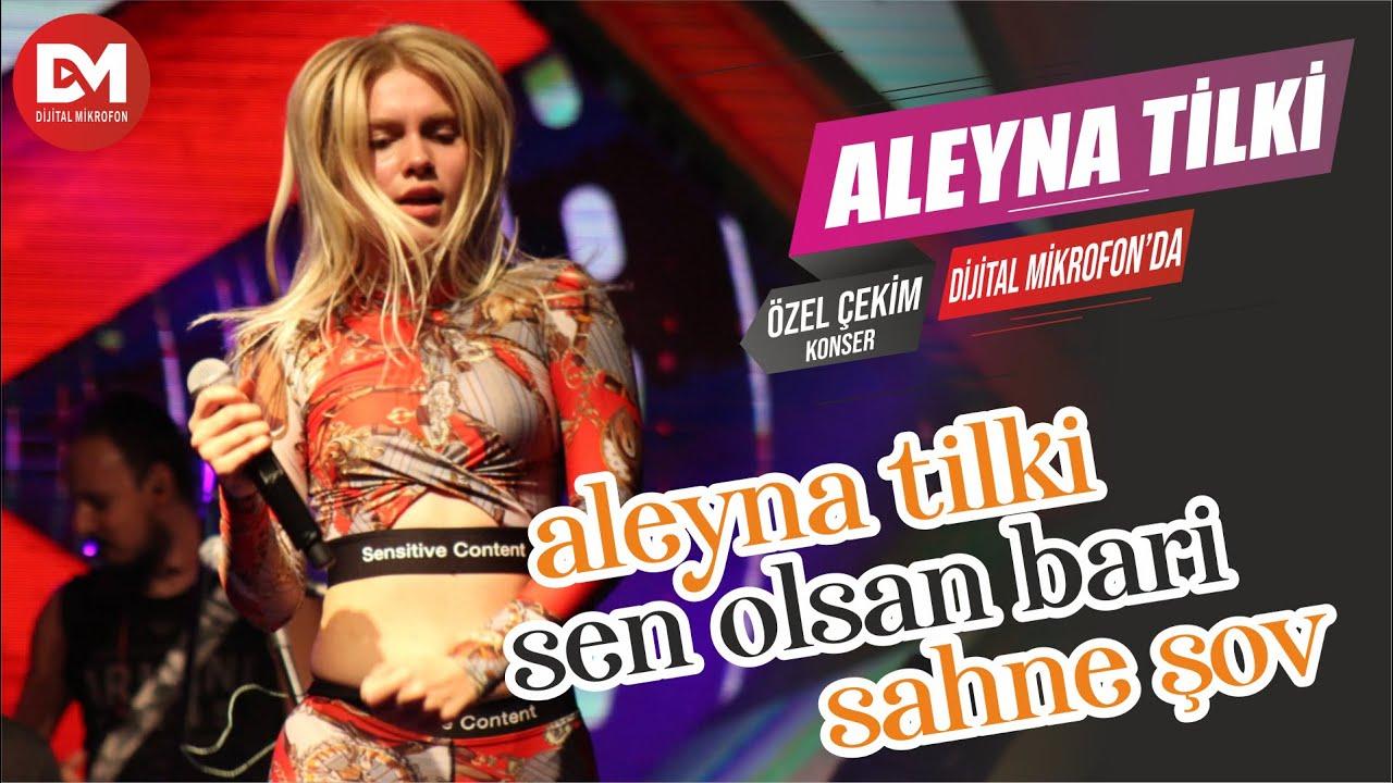 Aleyna Tilki - Sen Olsan Bari - 20. Erguvan Festivali Çatalca