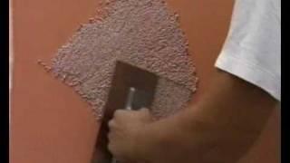Декоративная штукатурка. Техника нанесения(Техника нанесения декоративного покрытия на основе мраморной крошки. Работа может быть выполнена своими..., 2010-03-19T19:34:49.000Z)