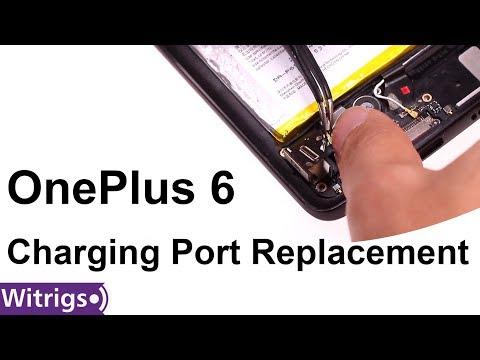 OnePlus 6 Charging Port & Main Flex Replacement - Repair Guide