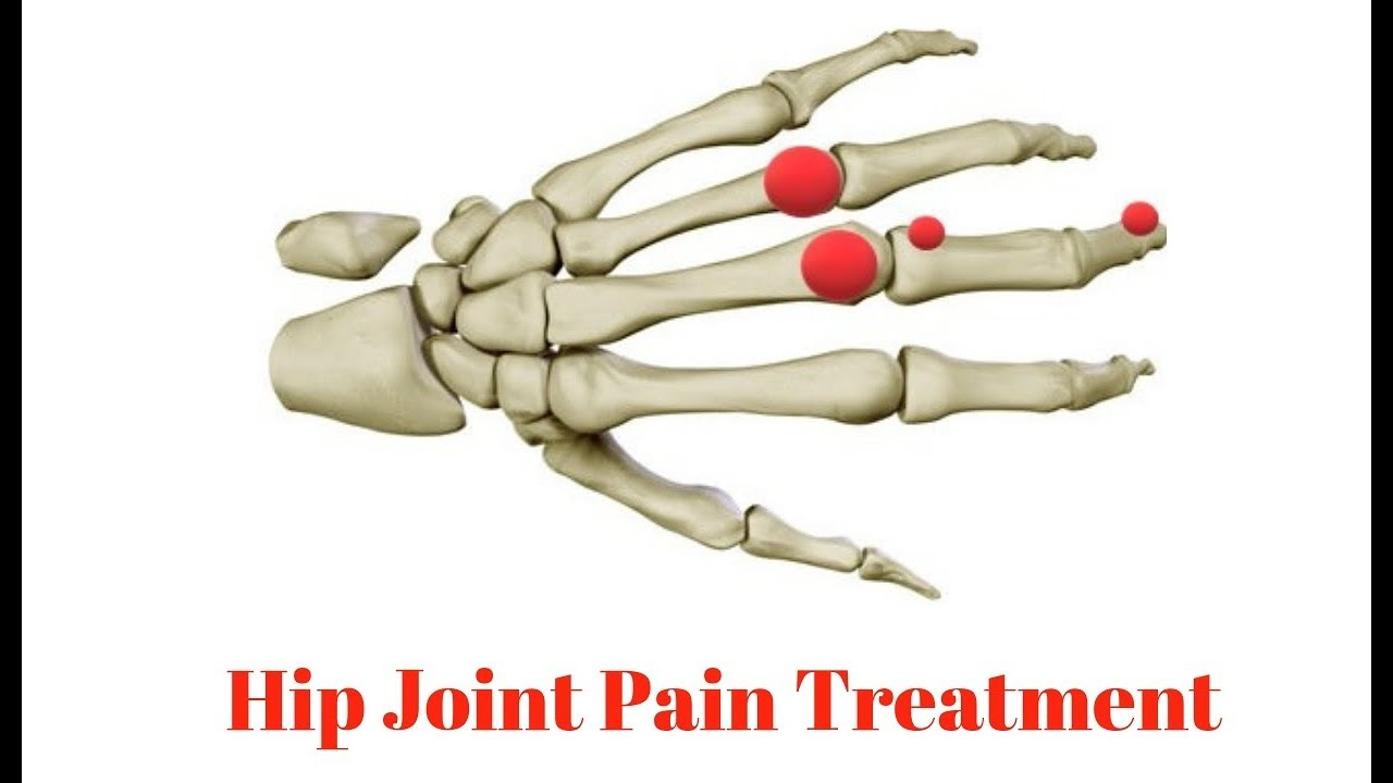 Hip Joint Pain/4 Simple Sujok Acupressure points - YouTube