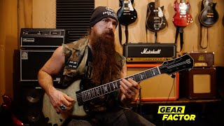 Zakk Wylde Plays His Favorite Guitar Riffs