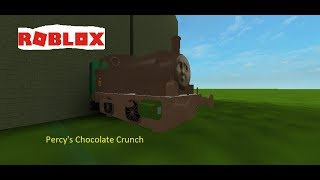 Percy's Chocolate Crunch ROBLOX Remake
