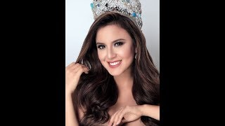 Katherine Espin Miss Earth 2016 - PageantLive with Lisa Opie