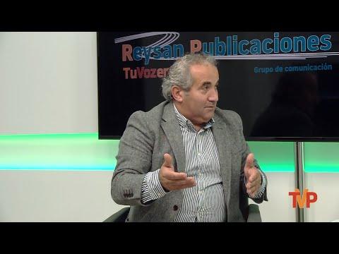 Entrevista a Roberto Da Silva, el encantador de  morcillas