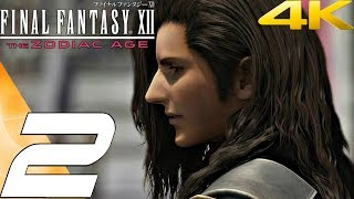 FINAL FANTASY XII Zodiac Age PC - Gameplay Walkthrough Part 2 - Giza Plains [4K 60FPS]