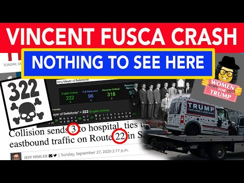 Vincent Fusca Crash - NOTHING TO SEE HERE