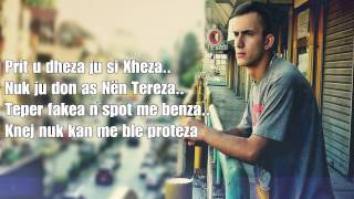 cooL-S - Tetova ka Rap (Official Lyrics Video 2013)